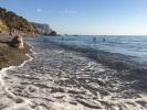 «Серебряный» пляж