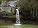 Водопад Мердвен-Тобе и грот Коба-Чаир