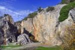 Никитская расселина (Аянские скалы)