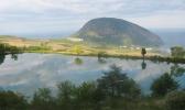 Озеро у пос. Краснокаменка