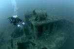 Затонувшее судно «Волга Дон»
