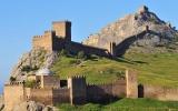 """Генуэзская крепость """"Кафа"""""""