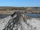 Джау-Тепе, грязевой вулкан