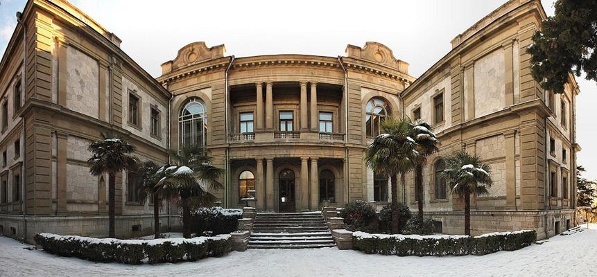 Дворец графа Мордвинова