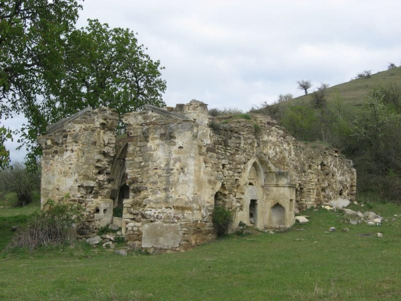 Армянский храм Спасителя