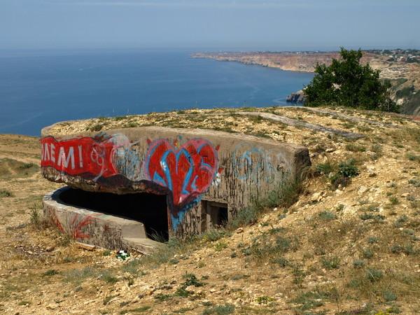Командный пункт 623й береговой батареи