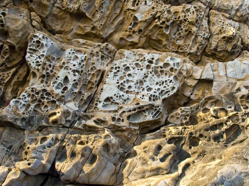 Сырные скалы (солонка)