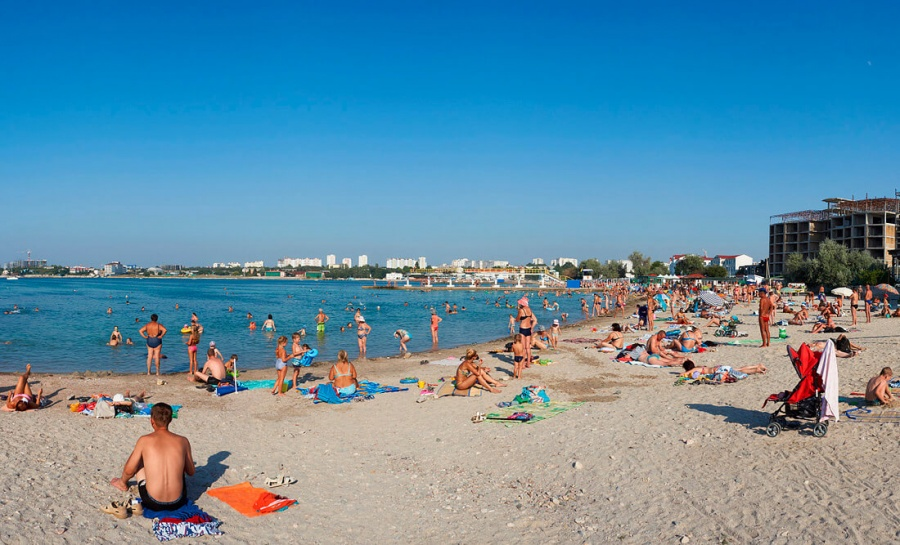 "Пляж ""Омега"""