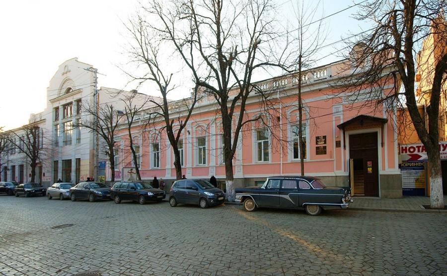 Музей истории города Симферополя