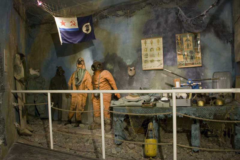 Музей катастроф на морях