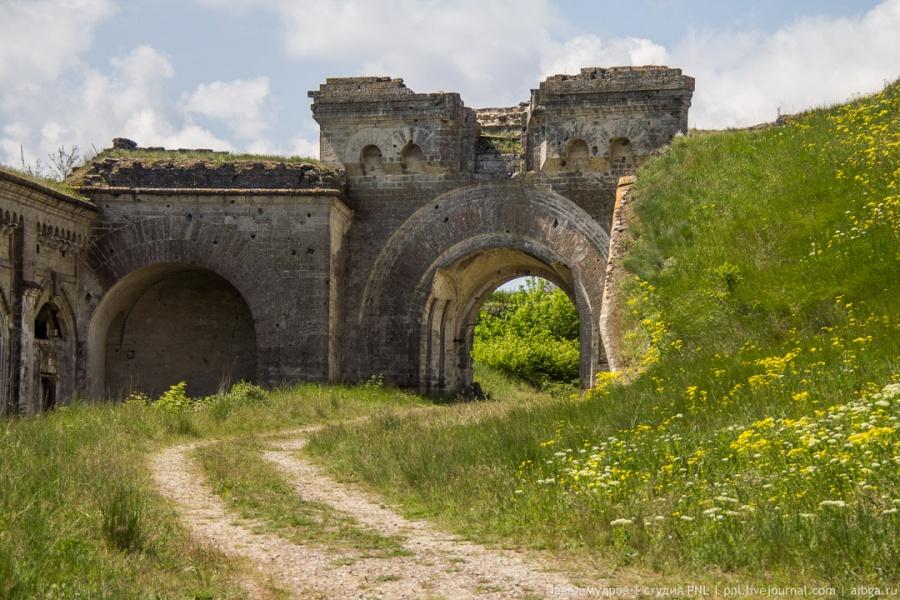 Крепость «Керчь», форт Тотлебен