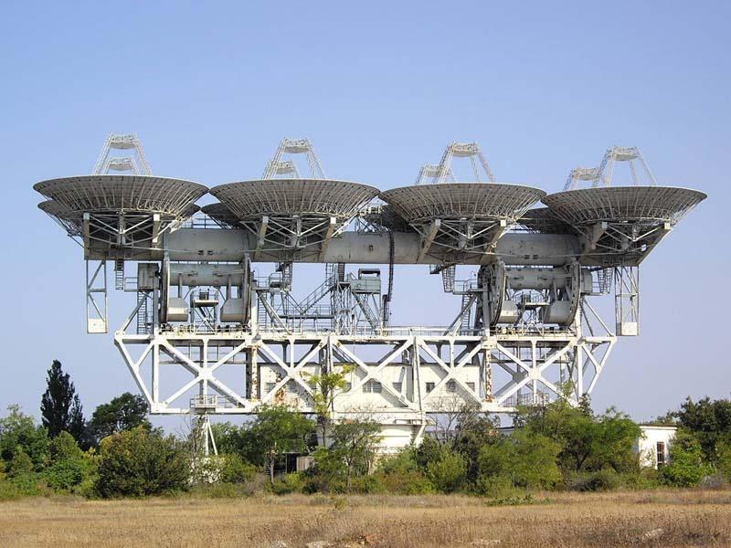 Комплекс антенн АДУ-1000