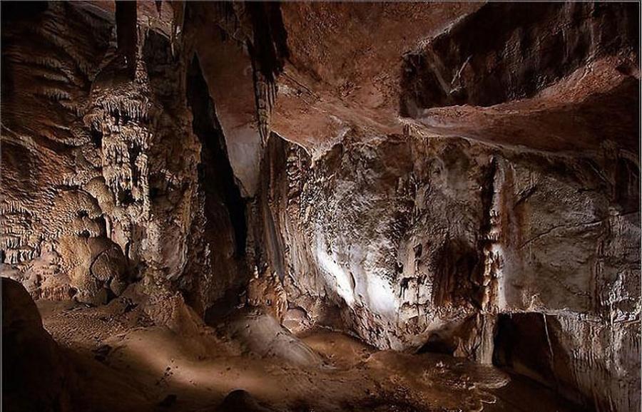 Солдатская пещера