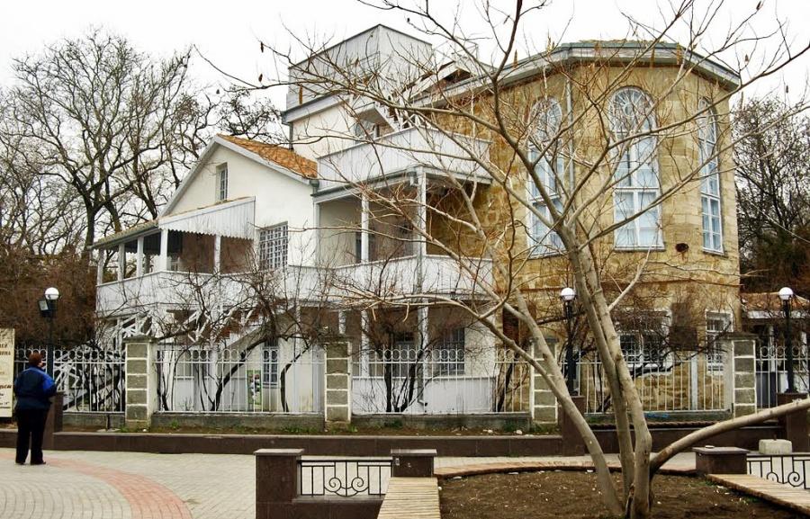 Дом-музей М.А. Волошина