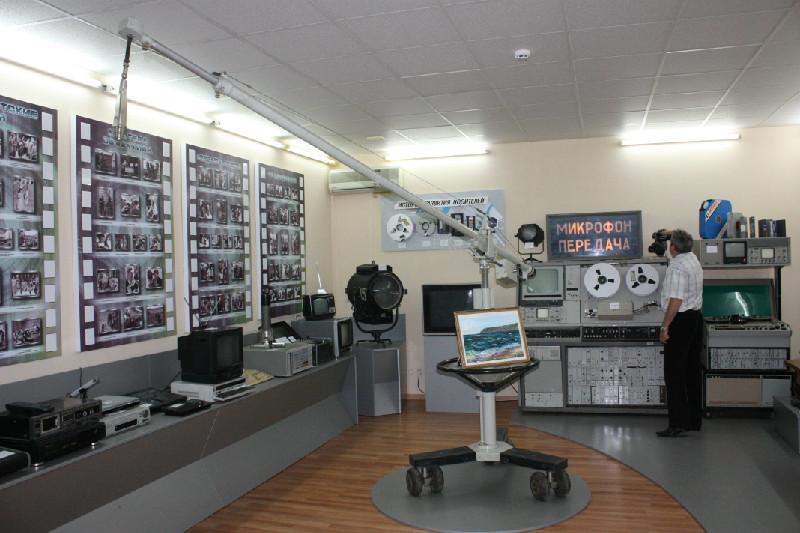 Музей телевидения ГТРК «Крым»