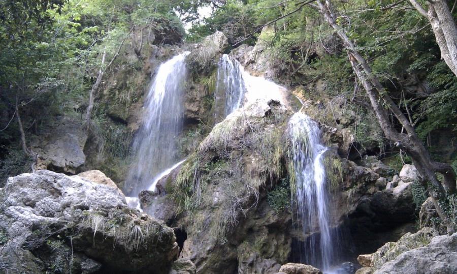 Водопад Су-Учхан (Суботхан)