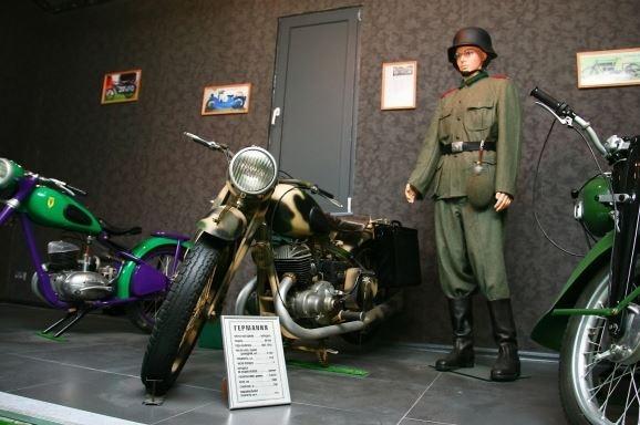 Музей-клуб «Колесо и мотор»