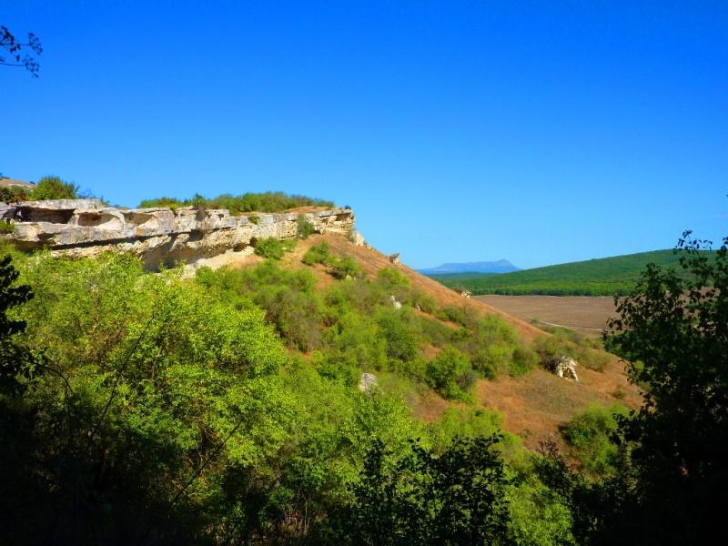 Пещерный город «Бакла»