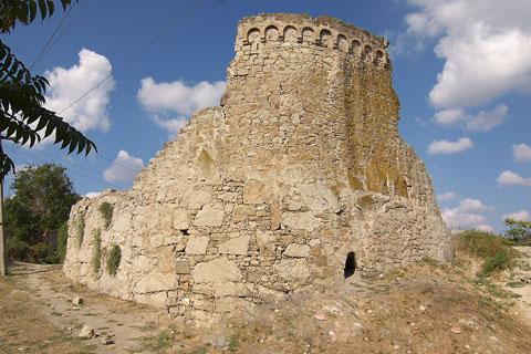 Башня Джовани де Скаффа
