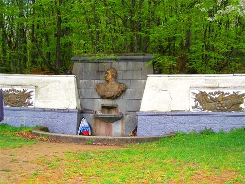 Кутузовский фонтан