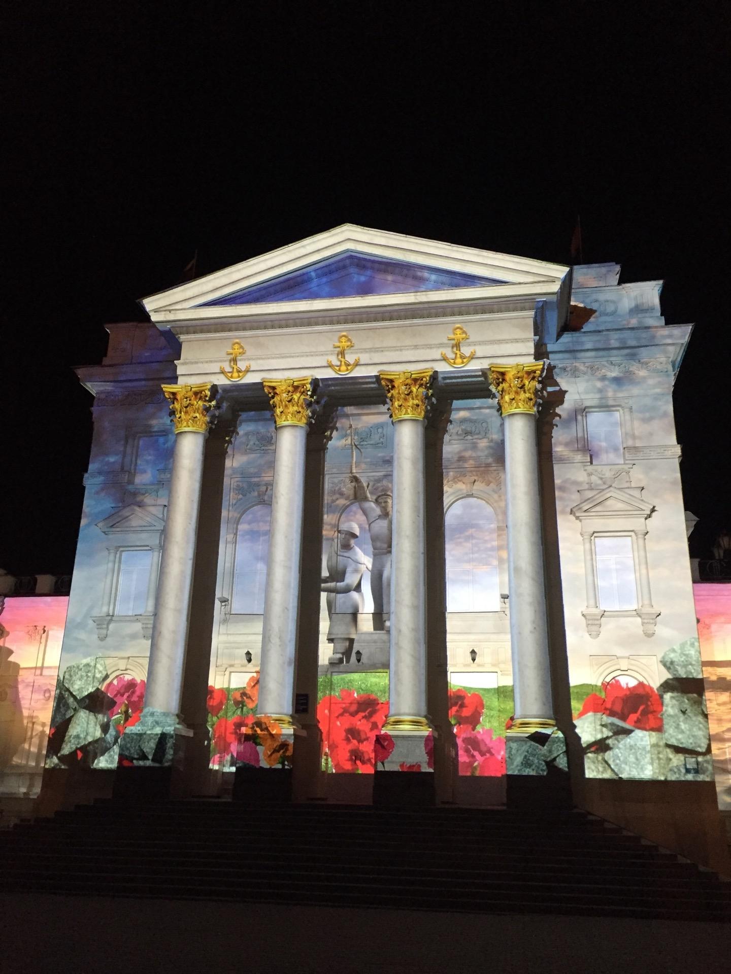 севастополь дворец фото детства